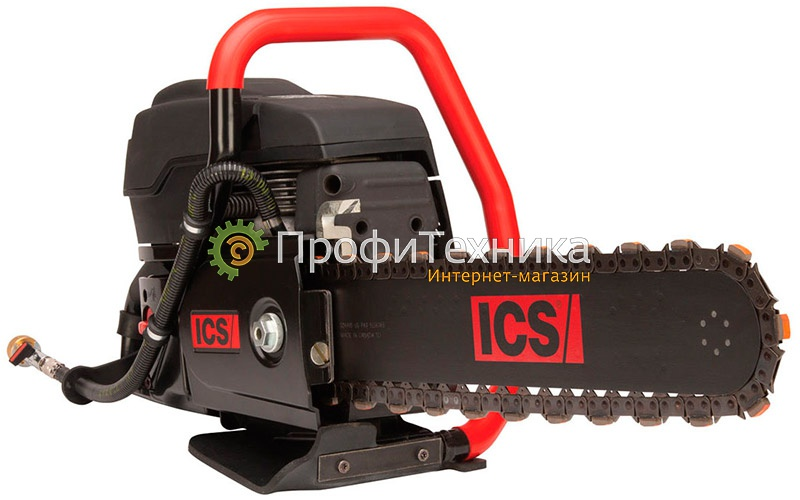 Бензорез цепной ICS 695XL F4 (без цепи и шины)