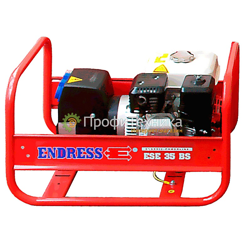 Генератор бензиновый ENDRESS ESE 35 BS profi