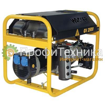 Генератор бензиновый Wacker Neuson GV 2500A 5000009345