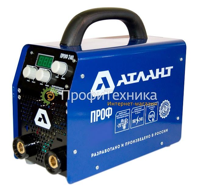 Инвертор сварочный АТЛАНТ Проф-240