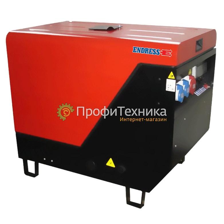 Генератор дизельный ENDRESS ESE 1006 DLS-GT ES ISO Diesel + CON