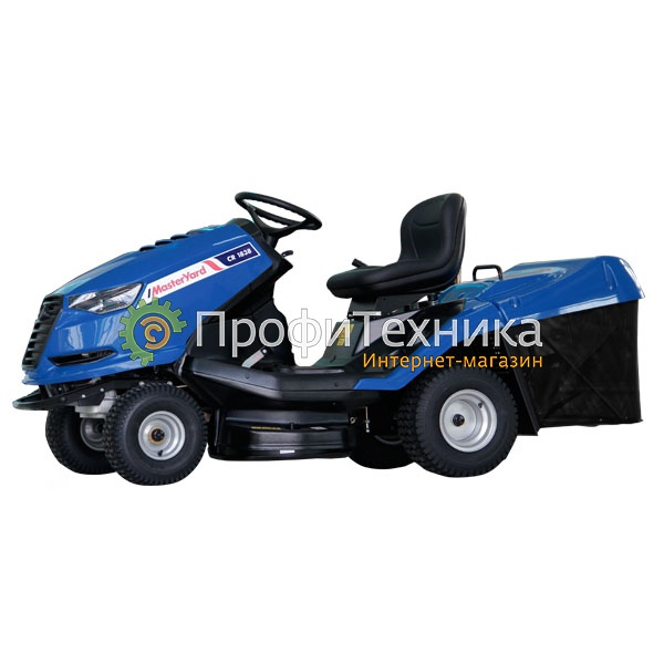 Садовый трактор MasterYard CR1838