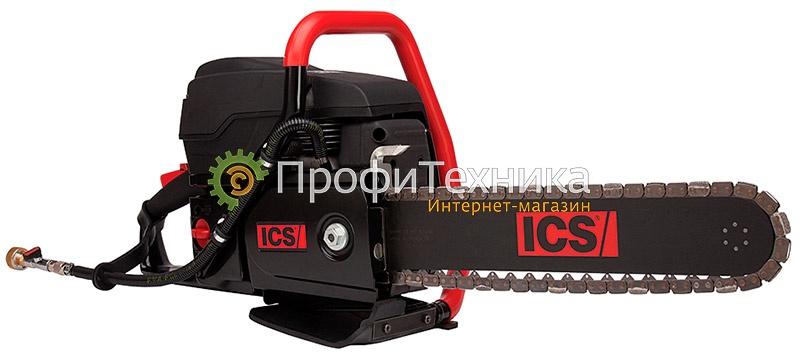Бензорез цепной ICS 695PG (в комплекте с шиной и цепью PowerGrit 40 см)