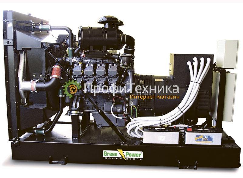 Генератор дизельный Green Power GP560A/I-N