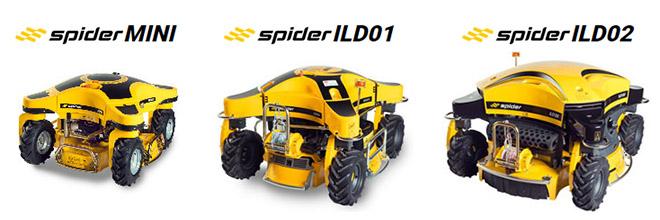 Косилки SPIDER
